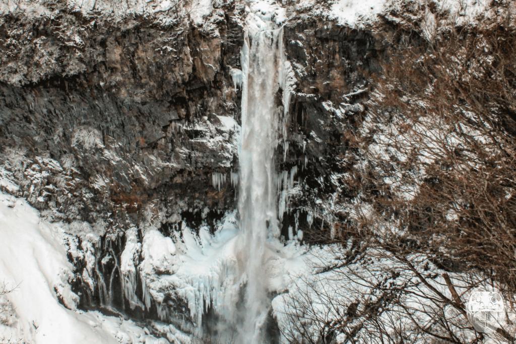 Kegonfälle im Winter